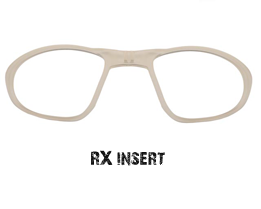 Stealth sunglasses - RX attachment